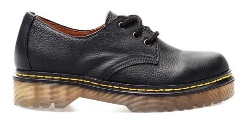 Zapato De Dama De Cuero Marcel Calzados (mod,19506)