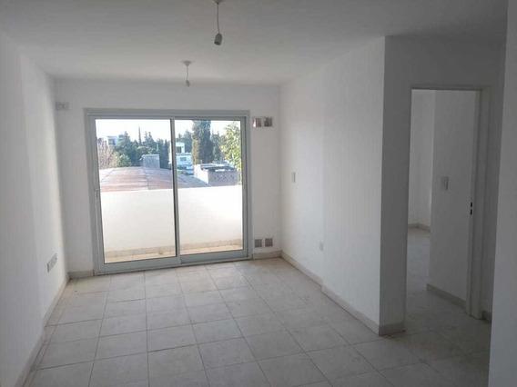 Alberdi - Dpto. A Estrenar 1 Dormitorio Con Balcon