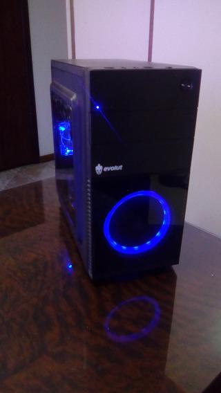 Cpu Gamer Xeon E5-2620 (6 C/12 T) 8gb Ram / Rx 570 4gb