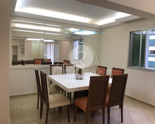 Apartamento Para Venda No Cambuí Em Campinas - Imobiliária Em Campinas - Ap04340 - 69442841
