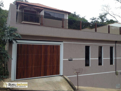 Casa Residencial À Venda, Quilombo, Cantagalo. - Ca0209