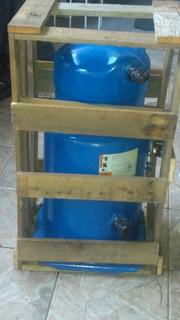 Compressores Dê 10 E De 15 Tr