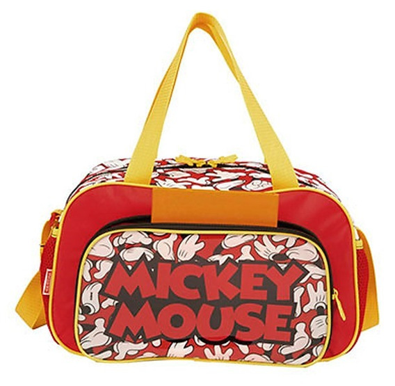 Bolsa Infantil Sacola Grd Mickey 19y Sestini 065310-00