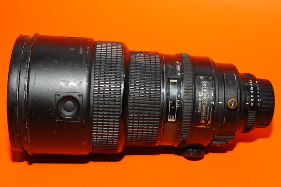 Nikon Af-i 300mm F2.8!!!! A Mais Barata Do Ml!!!