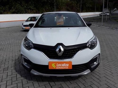 Imagem 1 de 9 de Renault Captur 2.0 16v Hi-flex Intense Automático