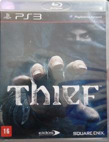 Thief Ps3 Usado Envio Imediato
