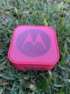 Parlante Motorola