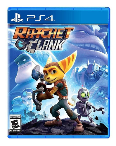 Ratchet Clank Ps4 Nuevo Fisico Sellado Devoto Banfield