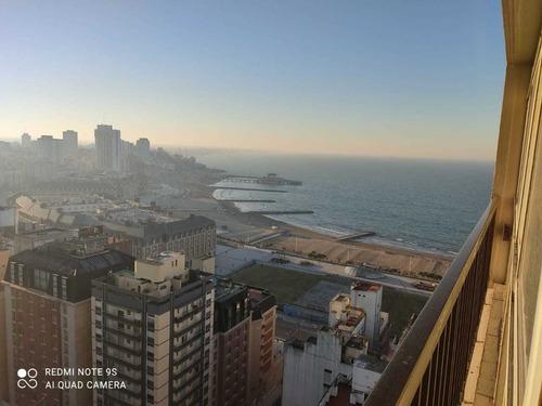 Imagen 1 de 14 de Vendo 2 Ambientes,cochera Y Baulera Mar Del Plata