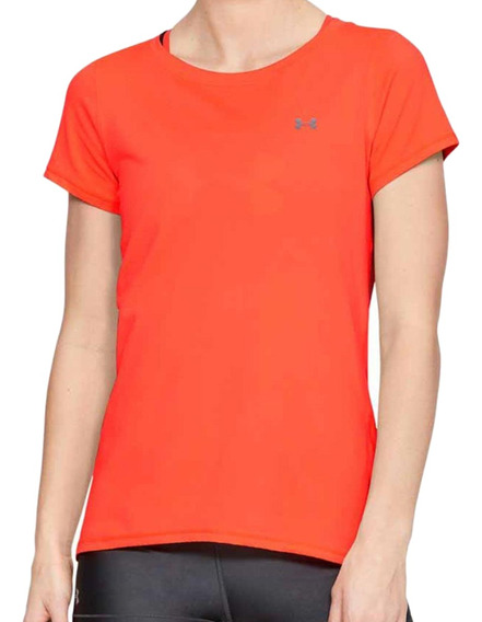 Remera Under Armour Training Ua Armour Mujer Nf
