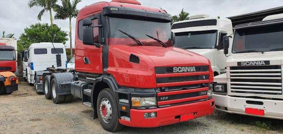 Caminhao Scania Scania 124 360