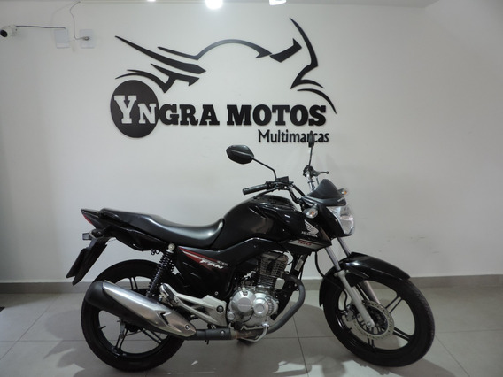Honda Cg 160 Fan Esdi 2017