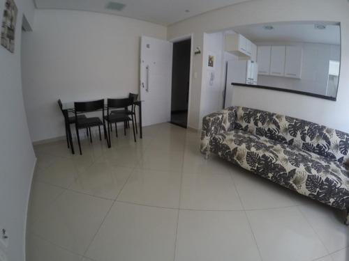 Apartamento À Venda, 89 M² Por R$ 330.000,00 - Canto Do Forte - Praia Grande/sp - Ap2845