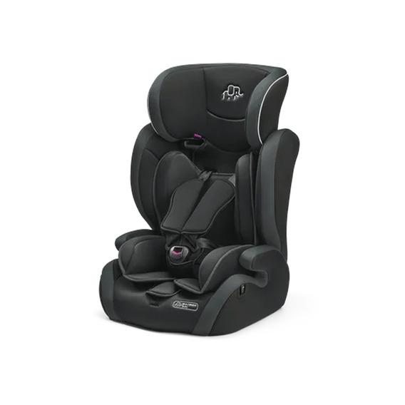 Cadeira De Carro I, Ii, Iii (36kg) Elite Multikids - Cinza