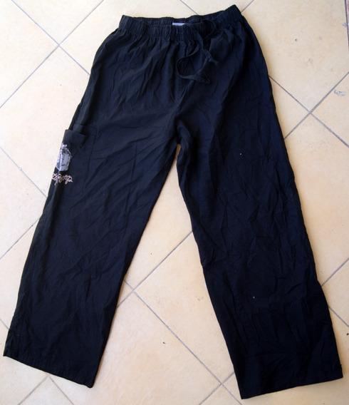 Pantalon Quirurgico Negro Talla L Dama Betty Boop