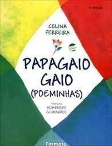 Revista Papagaio Gaio Celina Ferreira