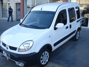 Renault Kangoo 1.6 2 Ath Plus Da Aa Cd Pk Lc 2 Plc
