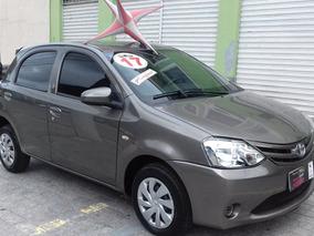Toyota Etios 1.3 16v X 5p 2017 Novíssimo $ 37990 Financiamos