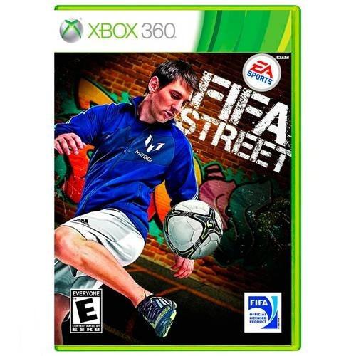 Fifa Street Xbox 360 Original Lacrado