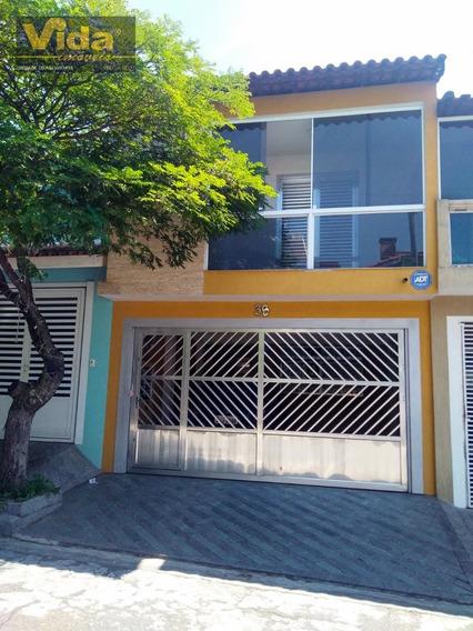 Casa Sobrado À Venda Em Cidade Das Flores - Osasco - 28493