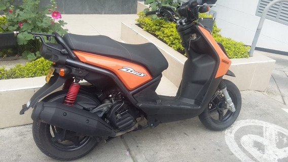 Yamaha Bws Yw 125 Mod. 2011