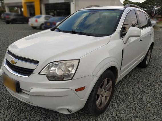 Chevrolet Captiva 2.400c.c Automática 4x2 Full Equipo 2012
