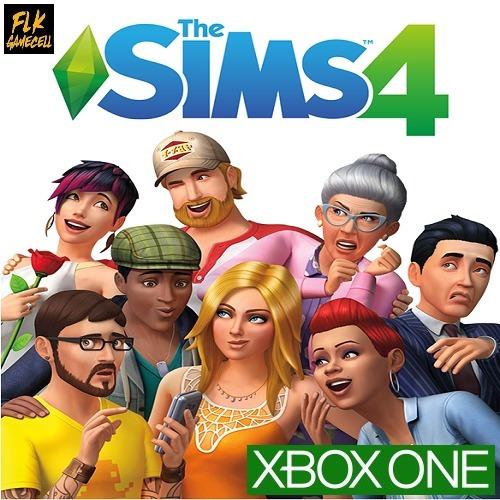 The Sims 4 Xbox One Offline