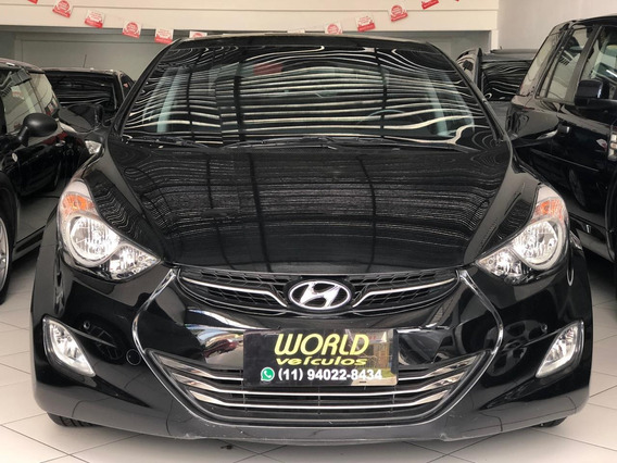 Hyundai Elantra 2.0 Gls Flex 2013 Automático