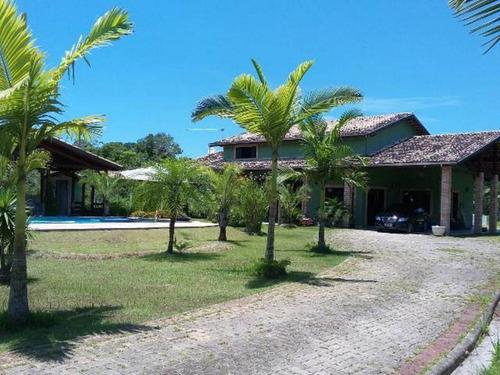 4369   Chácara Com Piscina E 3 Dormitórios Em Itanhaém/sp