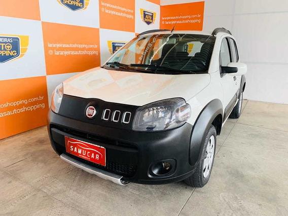 Fiat - Uno Way 1.4 2011