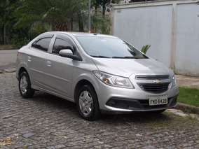 Prisma 2014 Lt 1.0 Completo + Abs , Air Bag