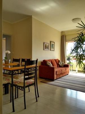 Apartamento Residencial À Venda, Jardim Guarani, Campinas. - Ap5251
