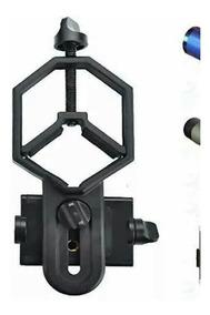 Suporte Adaptador De Celular P/luneta,microscopio,monoculo