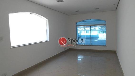Sobrado Para Alugar, 159 M² - Parque Da Mooca - São Paulo/sp - So7449