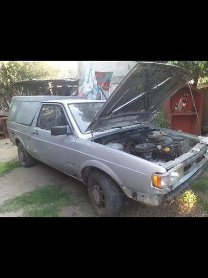 Volkswagen Saveiro Naftero