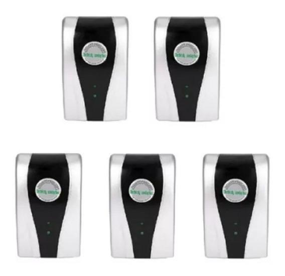 Kit Com 8 Economizador Save Box Super Redutor De Energia