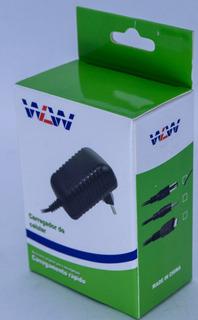 Kit 10 Fonte Cftv Estabilizada 12v 2a Wlw Câmera Segurança