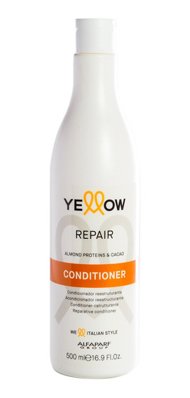 Alfaparf Yellow Repair Acondicionador Cabello Dañado 500ml