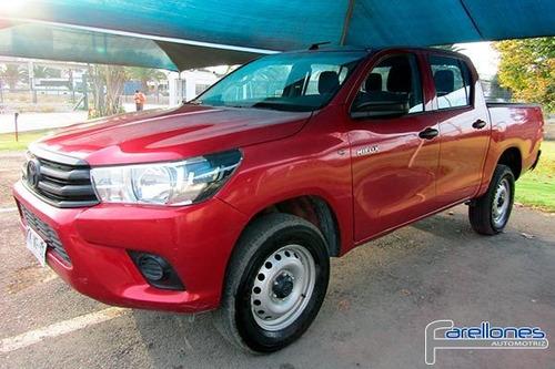 Toyota Hilux 2.4 4x2 Dsl 2018 Kkxf31
