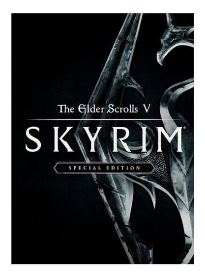 The Elder Scrolls V 5: Skyrim Special Edition Pc Steam Key