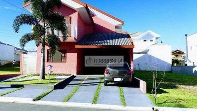 Casa Residencial À Venda, Urbanova, São José Dos Campos. - Ca1005