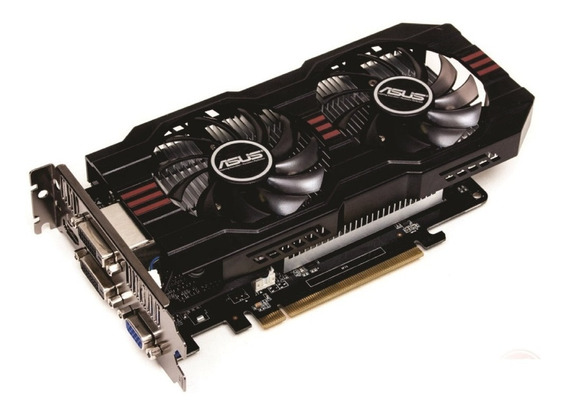 Placa De Video Geforce Asus Gtx 750ti 2gb Gddr5