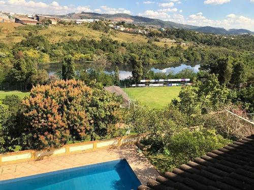Imagem 1 de 16 de Casa Com 4 Dormitórios À Venda, 473 M² Por R$ 1.950.000,00 - Alphaville - Santana De Parnaíba/sp - Ca1071