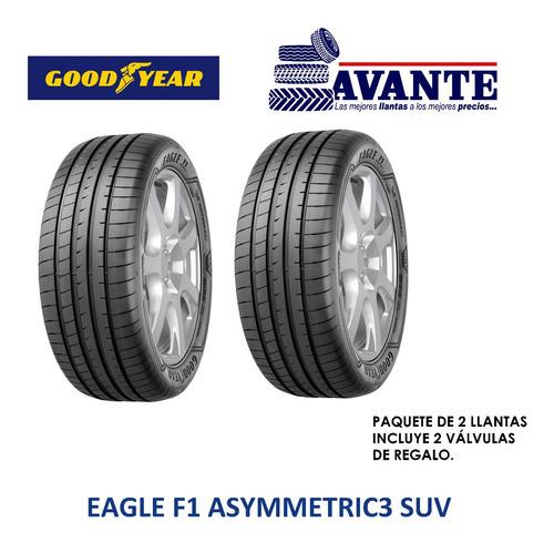 Llanta 235/60r18 Goodyear Eagle F1 Asym. Suv 103w ( Paq. 2 )