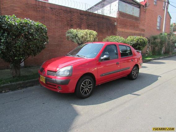 Renault Symbol Expression 1400 16v