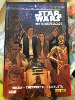 Star Wars Império Despedaçado Hq