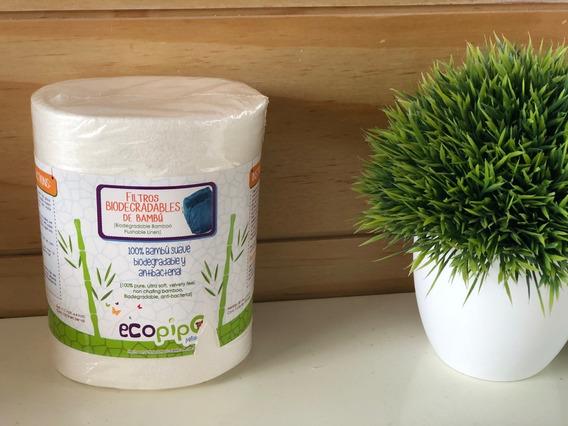 Filtros De Bambu Ecopipo
