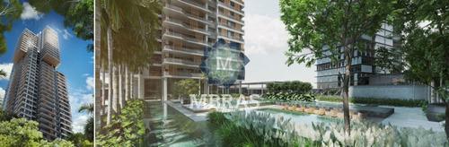 Apartamentos Em Empreendimento De Alto Padrão E Repleto De Natureza No Brooklin - Mb10588