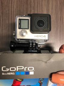 Câmera Gopro Hero 4 Silver