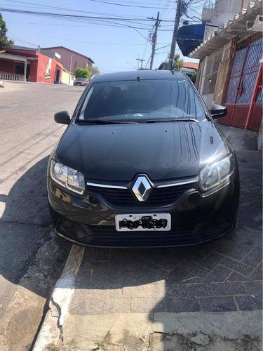 Imagem 1 de 9 de Renault Logan 2015 1.0 16v Expression Hi-flex 4p